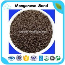 Mangandioxid Sand zur Wasseraufbereitung