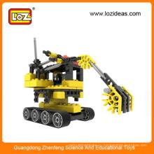 LOZ DIY строительный кирпич