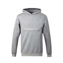 Custom Design Comfortable Hot Sales Wholesale Plain Zip Hoodies