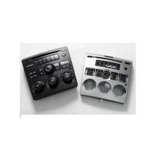 Запасные части пресс-формы передней панели автомобильной аудиосистемы