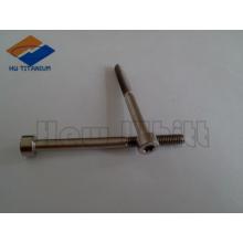 high strength titanium hex socket bolt M6*45