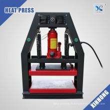 FJXHB5-N1 Haute pression 12 tonnes Pneumatique Hydraulique Doubles Plaques de Chauffage Rosin Press