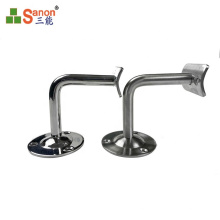 ss304  handrail bracket Stainless  Steel handrail fitting Tube Bracket handrail holder