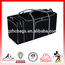 Bolso de lona plegable para el paquete pesado cargado, bolso de deporte ligero del deporte del bolso del deporte