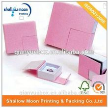 Customized Paper ceramic jewelry box
