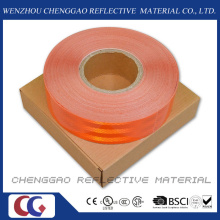 High Intensity Micro Prismatic Reflective Adhesive Sticker Rolls (C5700-O)