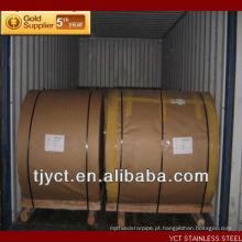 Fabricação de bobinas de alumínio de alta qualidade
