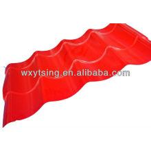 YTSING-YD-0037 pasó el CE y la autentificación de ISO Azulejo de techo laminado que forma la máquina hecha en China