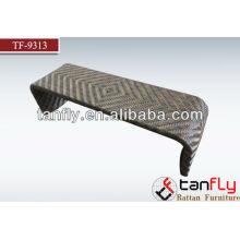 synthetischen Rattan Sitzbank TF-9313