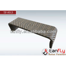 sythetic rattan bench TF-9313