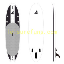 stiff inflatable stand up paddleboard