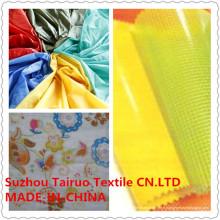 Tissu en nylon de taffetas de Ripstop avec imprimé pour le tissu de vêtement