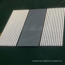 Flexible led panel ultra thin led backlight outdoor led panel with advertising backlight