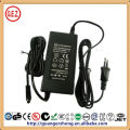 desktop type switching power supply 29v2a with CE approved