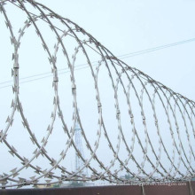 low price concertina razor barbed wire fencing