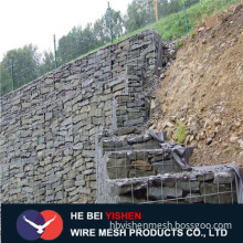 Hot sale welded gabion box/galvanized welded wire mesh
