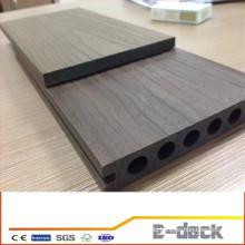 Holz-Kunststoff-Verbund-Bodenbelag Techniken WPC-Board für den Bau