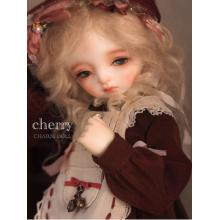 BJD Cherry 26cm Puppe mit Kugelgelenk