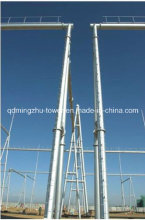Galvanized Substation Steel Structure