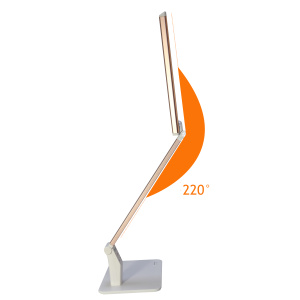 2000 Lux lâmpada de mesa de leitura de luz brilhante