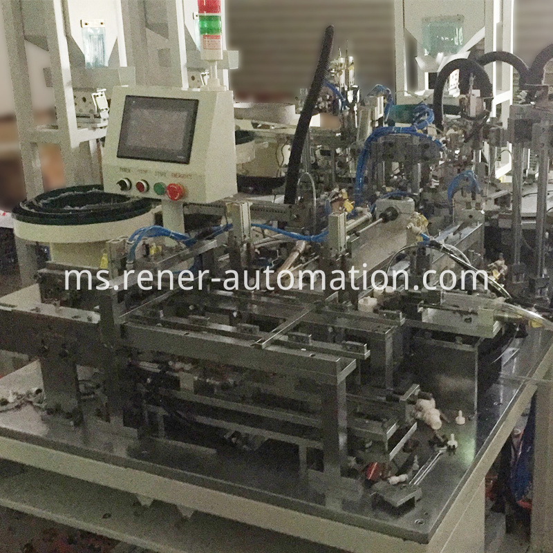 Machinery Parts Assembly