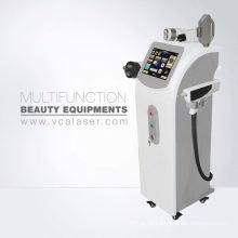 CE 3 en 1 réduction de graisse et beauté faciale à ultrasons
