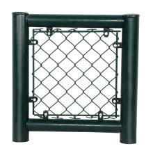 Painéis galvanizados usados mergulhados quentes da cerca do elo de corrente