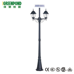 Meristic LED Solar Yard Lamp On Sale