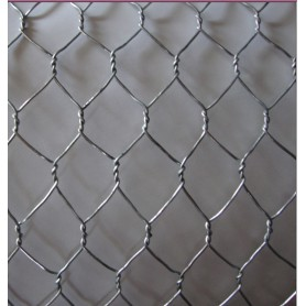Mesh Wire Hexagonal Galvanized