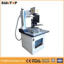 Black and White Poly Carbonate Laser Marking/Plastic Laser Marking Machine