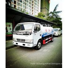 4*2 5000L Dongfeng water truck / water bowser truck /watering truck /water tank truck /water cart/water spray truck/water wagon