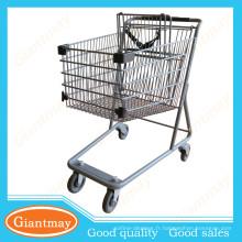 fournir des chariots à manches d'épicerie à vendre