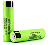 flashlight home depot battery NCR18650PF Panasonic
