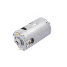 Metal rear cover cage brush system 12 slots armature electric motor output power 65W DC 220V high torque 220 volt motor
