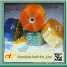 China alta calidad clara cortina de plástico