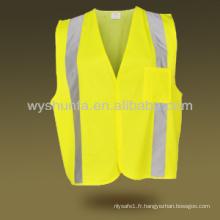 EN ISO 20471 (EN471) Gilet jaune / lime