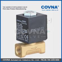COVNA 2 maneiras ou 3way pequenos electrodomésticos NO / NC latão solenóide válvula