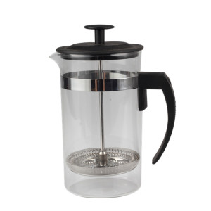 Szklany French Press Coffee Kettle