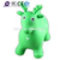 JSYT001 kids ride on PVC-Plastic animal toy/jumping plastic animal deer jumping animal toy inflatable jumping animal toy