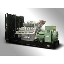 1500kVA de alto voltaje generador diesel conjunto (BSHX1500)