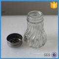 72gram Salz und Pfefferstreuer BBQ Glas Gewürz Flasche