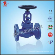 DIN Bellows Globe Valve