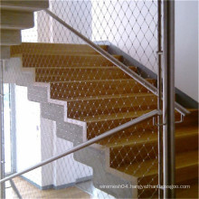 Stainless Steel Wire Rope Mesh /cable Mesh For Decoration Use