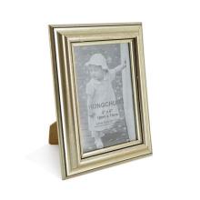 Cadre de photo Golden PS classique à la main pour Home Deco