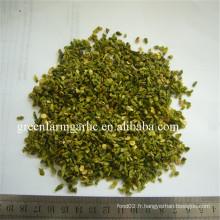 Poivron vert séché organique
