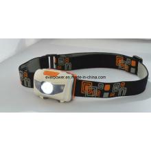 3xaaa CREE 3W LED Head Lamp (HL-1401)