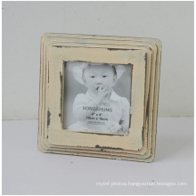 Square Rustic Frame for Home Decoration