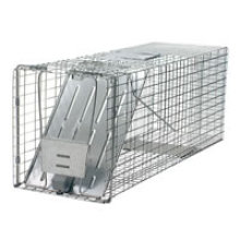 Eco-Friendly Foldable Metal Wire Mesh Squirrel/Mice/Skunk/Hamster Trap Cages