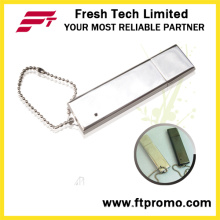 Metal minúsculo flash drive USB (d303)