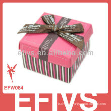 2013 Decorated Bow-Tie Wedding Favor Box made in China